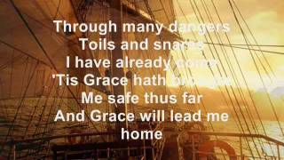 Amazing Grace (How Sweet The Sound)