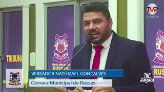 Nathizael Gonçalves   Pronunciamento  17 11 2020
