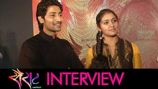 Rinku Rajguru & Akash Thosar Share Their Experience of Working in Sairat Marathi Movie 2016