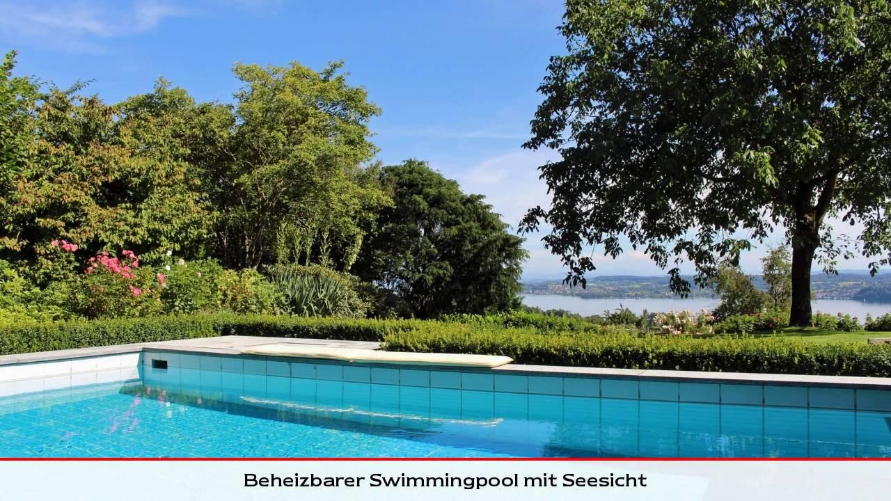 Reserviert! Stilvolles Villen-Anwesen mit See- und Bergsicht ...