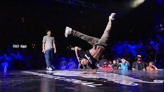 Victor VS Morris - Semi Finals - Red Bull BC One North America Final 2014