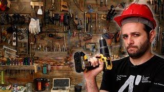 O que aprontamos com nosso painel de ferramentas?