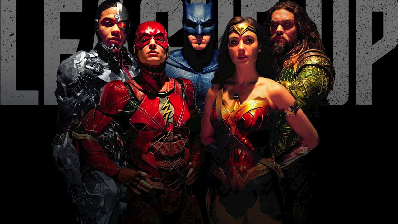 Image result for justice league gary clark
