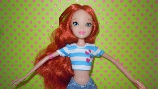 Winx Club: Bloom Everyday Collection Doll Review