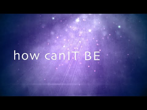 How Can It Be w/ Lyrics (Lauren Daigle)
