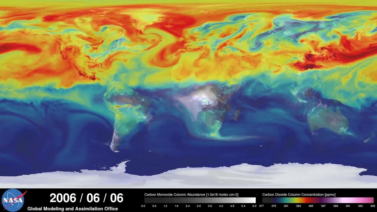 TRUMP CẮT QUỸ TÀI TRỢ HỆ THỐNG GIÁM SÁT KHÍ GÂY HIỆU ỨNG NHÀ KÍNH CỦA NASA
