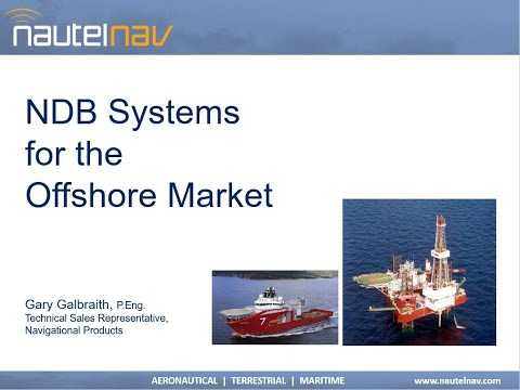 Nautel NDB Systems for Offshore Markets
