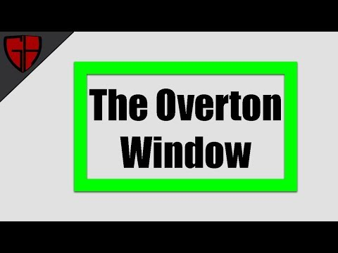 What is the Overton Window?