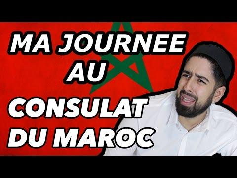 Abdel en vrai - Ma Journée au Consulat du Maroc