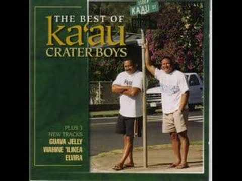 Ka'au Crater Boys - Rhythm Of The Falling Rain