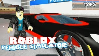 NEW FORD GT IS AWESOME!!| Roblox Vehicle Simulator