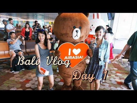 Bali Vlog - Day 1 ♥