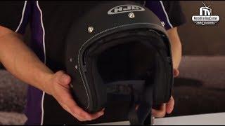 HJC FG-70s Motorhelm Review - MotorKledingCenterTV