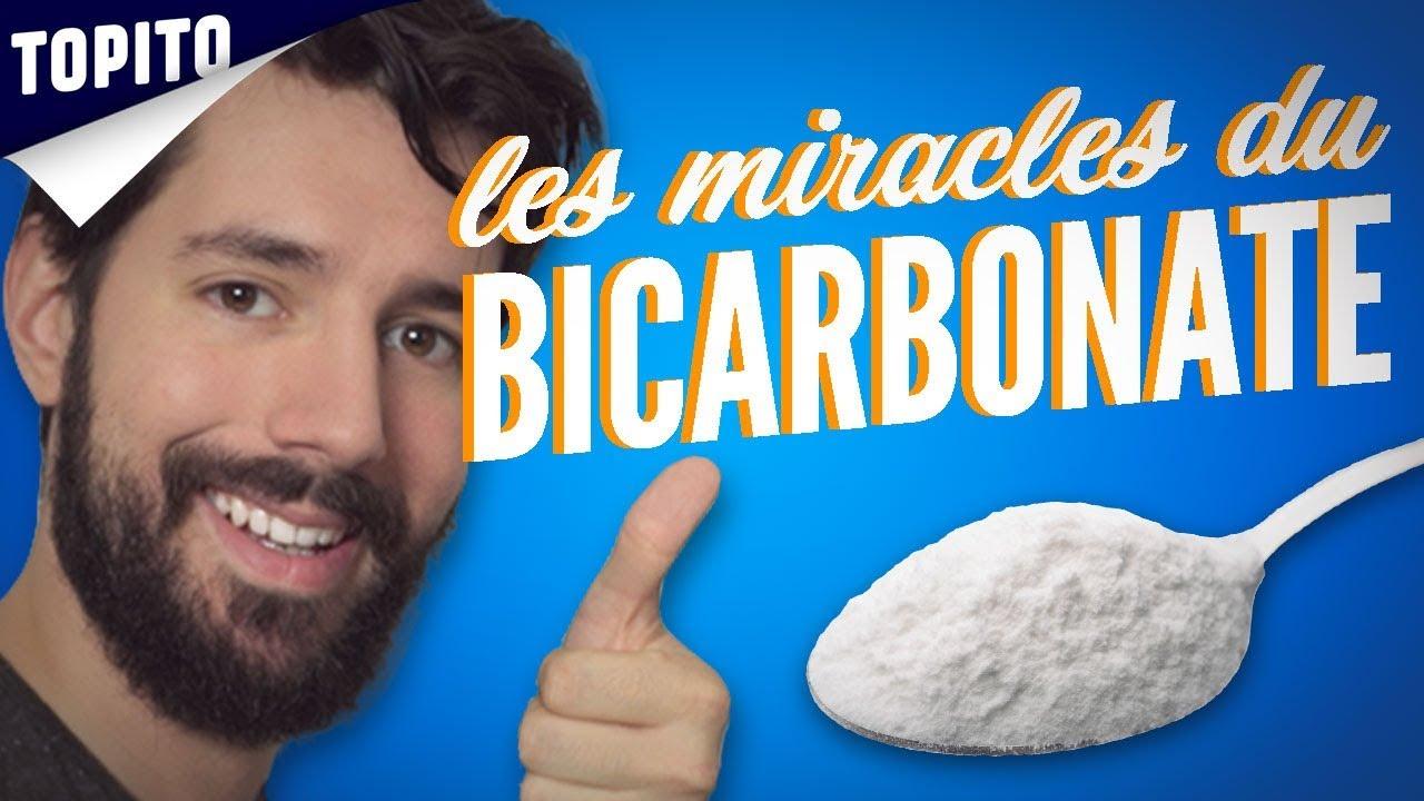 Top 5 Des Miracles Du Bicarbonate De Soude Cette Poudre Magique