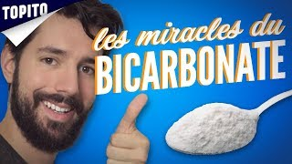 Top 5 des miracles du bicarbonate de soude, cette poudre magique