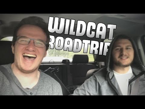WILDCAT TENNESSEE ROADTRIP!!