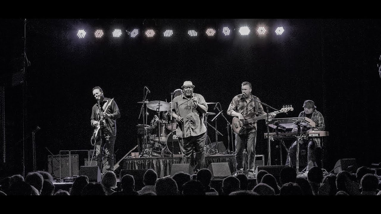 ALTERED FIVE BLUES BAND - Altered Five Blues Band | Official