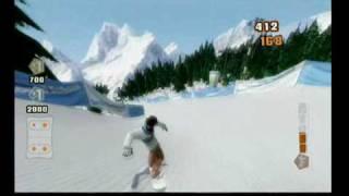 Shaun White Snowboarding - Road Trip! - Wii Balance Board TM Big Air Controls