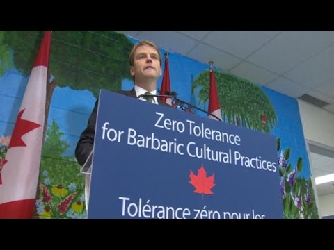 Harper government propose immigration rules banning polygamous, forced marriages