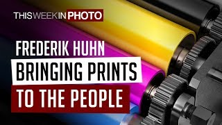 Bringing Prints to the People with Frederik Huhn