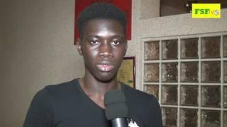 Ismaïla SARR, je suis fier de porter le maillot national ( Woloff)
