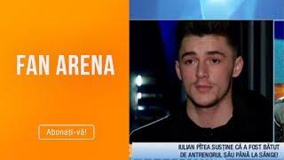 FanArena (21.04.2019) - Iulian Pitea, plin de sange! Adevarul din spatele fotografiei soca ...