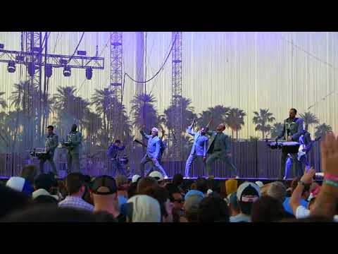 David Byrne LIVE - Everybody's Coming To My House - Coachella 2018
