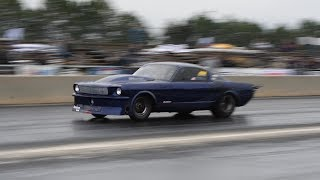 Turbocharged 66 Mustang Straight Hauls