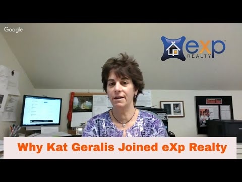 Live Interview with Kat Geralis...#1 eXp Realty Agent in Delaware - April 19, 2018