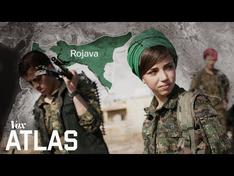 How the Kurds became a key player in Syria's war
