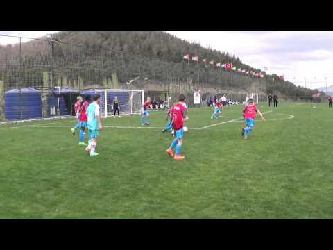 IZMIR CUP U12 2016 match FCN U12 2004 - FC  Olti Resultat 3 - 2