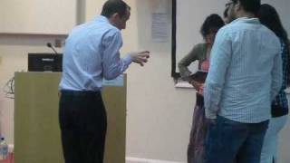prof evans dances in a bsms embryology lecture again remixed