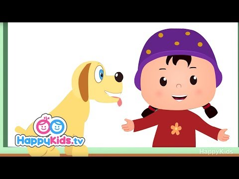How Much Is That Doggie - Nursery Rhymes For Kids And Children | Happy Kids