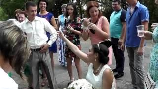 Юхнов. Свадьба 2015