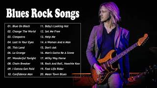 Greatest Blues Rock Songs Of All Time - Best Blues Rock Songs Ever