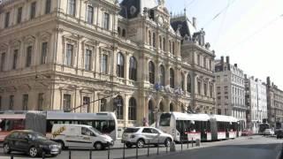 Lyon - Francia - Patrimonio de la Humanidad de la UNESCO.