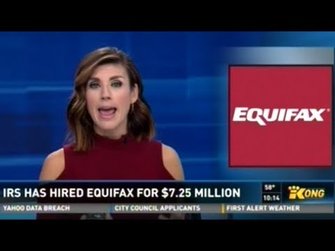 IRS Hires Equifax In No-Bid Contract!