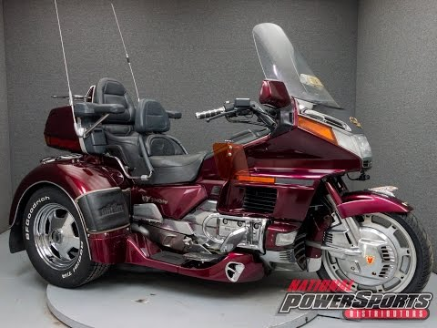 1990 HONDA GL1500 GOLDWING 1500 MOTOR TRIKE - National Powersports Distributors