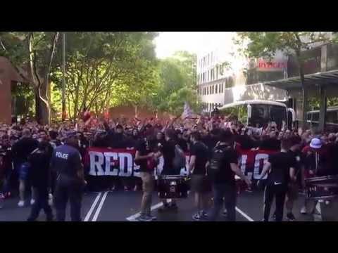 RBB March Sydney Away - 24/10/15