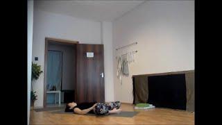 25 perces jóga nyújtás/lazítás