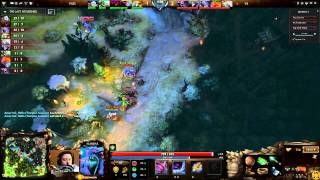 Dota 2 Commentary #18  Live match:  Bonus points if you can pronounce these teams