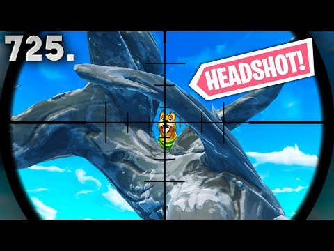 *ONE IN A MILLION* SNIPER SHOT! - Fortnite Funny WTF Fails and Daily Best Moments Ep.725 thumbnail