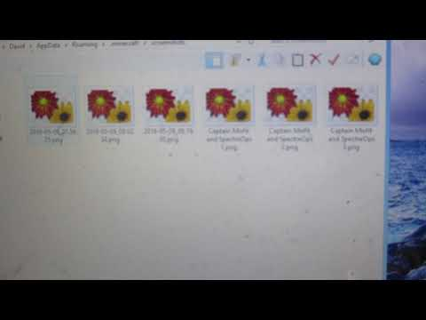 How To Find Your Screenshots in Minecraft