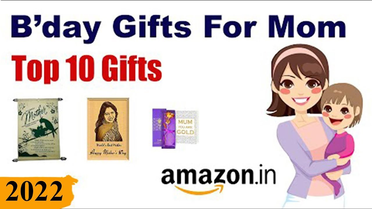 Top 20 Gifts For Mother S Day In India 2020 Best Gifts For Mom In India Youtube