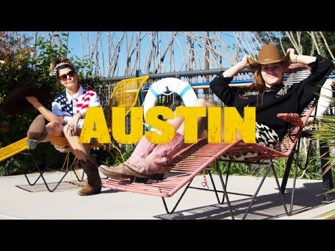 Austin: Keeping it Real Weird | HeyUSA