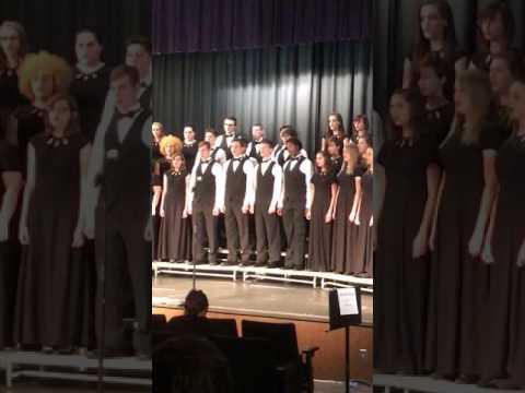CHS Concert Choir at Thompkins Middle School