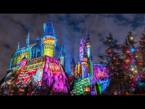 Download Youtube: Now Open: Holidays at Universal Orlando Resort 2017