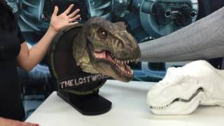 Chronicle Collectibles' The Lost World: Jurassic Park 1:5 scale T-Rex Bust