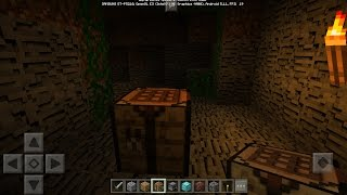 COMO DEIXAR SEU MINECRAFT PE 1.0.4 BUILD 2 EM 3D/HD !!! ( MINECRAFT POCKET EDITION ) 3D TEXTURE PACK