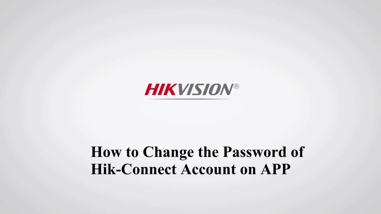 HikVision Hik-Connect Setup | IP CCTV Forum for IP Video, network